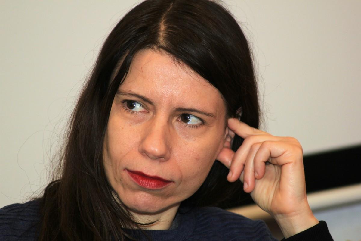 Katarina Peović, zastupnica RF-a :Na samo djelić sistemskog lopovluka koji se odvija zadnjih 30 godina, otišlo je 12 milijardi kuna!