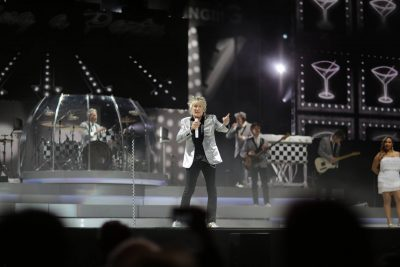 Rod Stewart u Areni Zagreb (Foto: Star produkcija/Facebook)