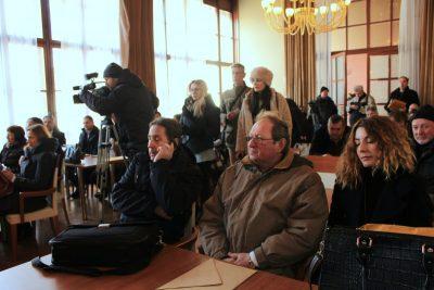 Šibensko-kninska Županijska skupština odgođena zbog- hladnoće (!?)
