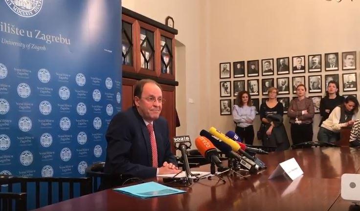 """Urušavanje Sveučilišta : """"Šimprage"""" na antireformskim barikadama"""