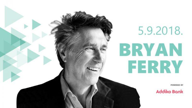 Bryan Ferry dolazi na tvrđavu sv. Mihovila u Šibeniku!