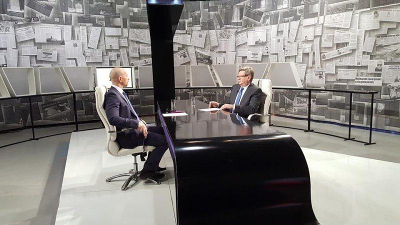 Mirando Mrsić u HTV-ovoj emisiji Nu2 : Mrsićeve promjene od 0,6 posto glasova…