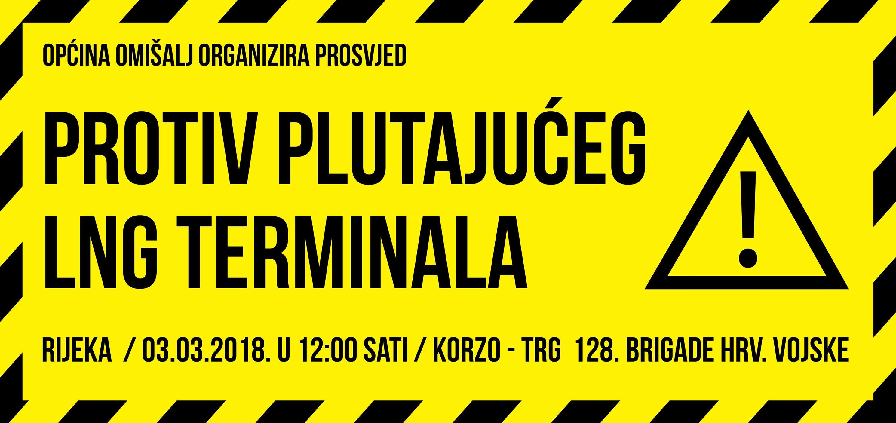 LNG terminal na Krku/ M.Ahmetović: Pljačka hrvatskih građana u korist trećih zemalja, Mađarske, EU ili SAD-a?