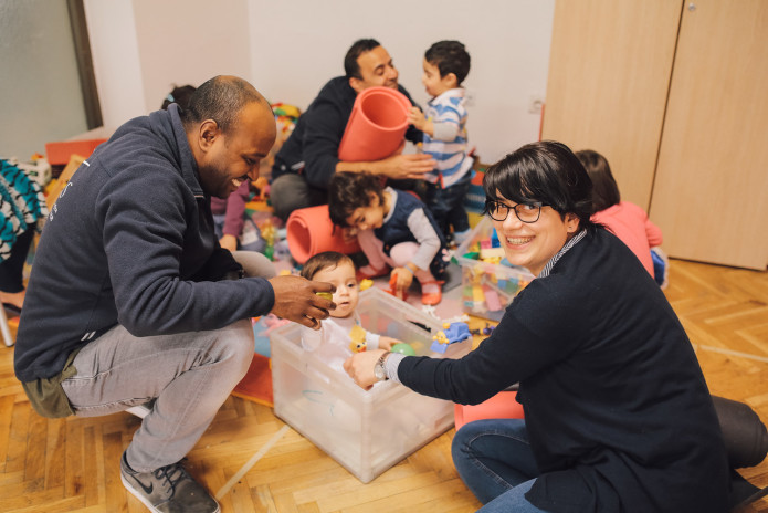 Isusovačka služba za izbjeglice pokrenula je crowdfunding kampanju za Centar za integraciju izbjeglica