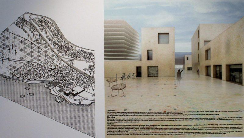 Međunarodni arhitektonsko-urbanistički natječaj: Prostor TEF-a kao nova gradska četvrt