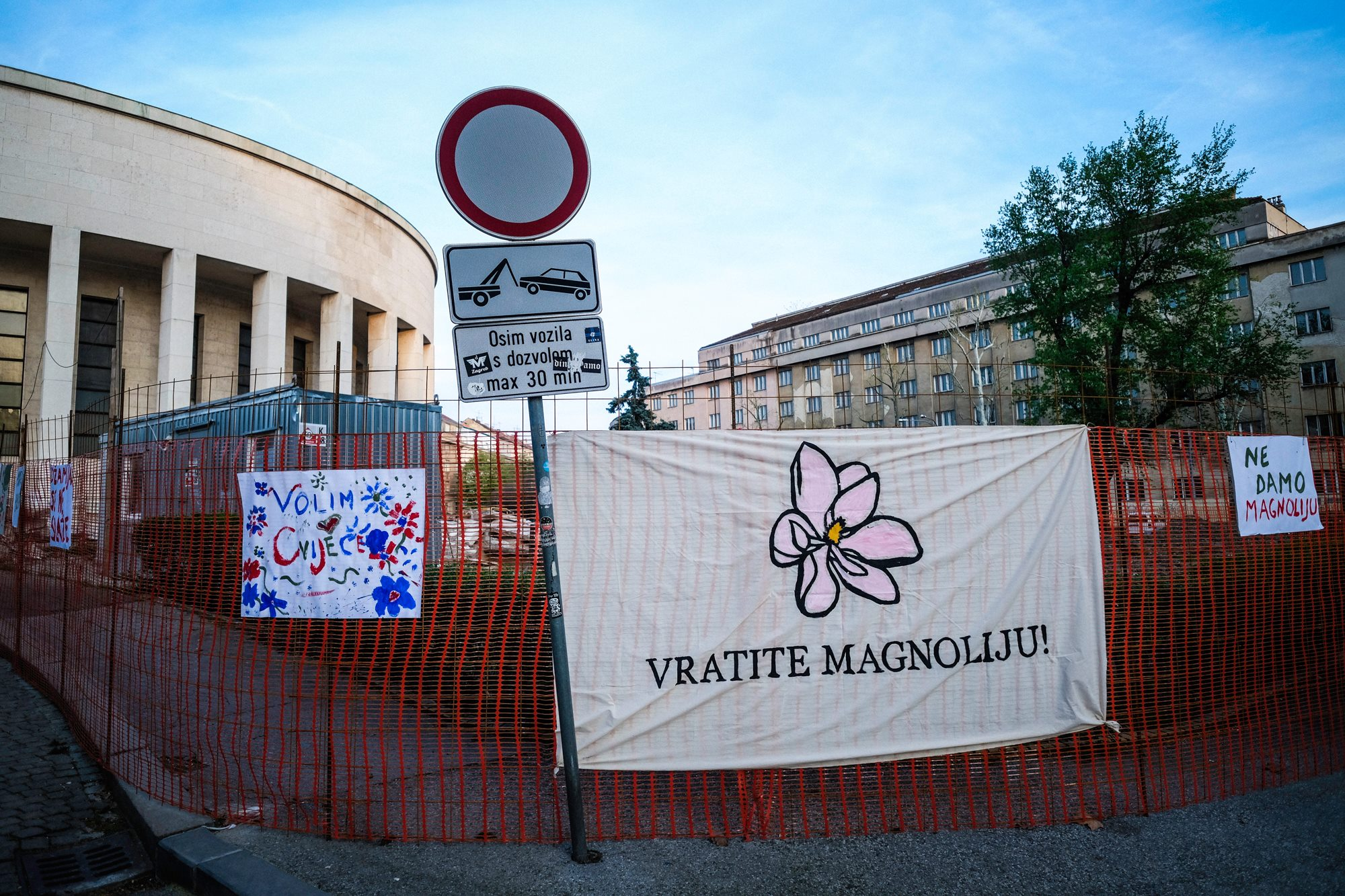 Veliki uspjeh građanskih inicijativa nakon tri godine pritiska: Vraća se magnolija!