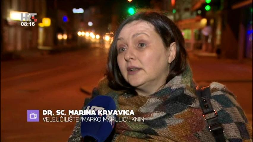 Marina Krvavica pristupila HDS-u : Niti me politika hrani, niti oblači, a je li ovo moj salto mortale, vidjet ćemo…