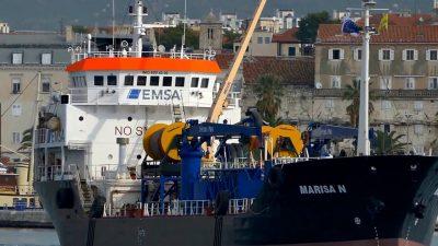 Marisa N u Splitu (foto youtube)