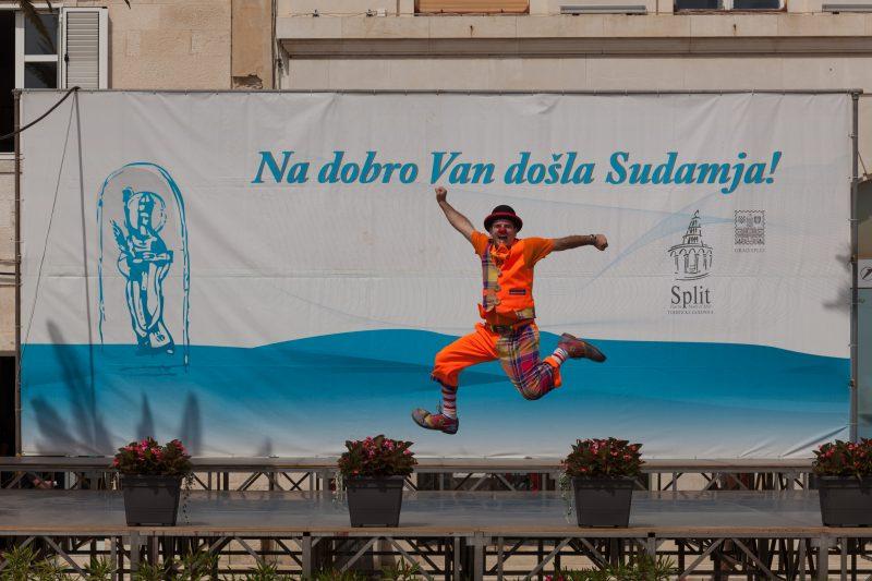 Proslava Sudamje na splitskoj rivi (foto: Ivica Bošnjak)