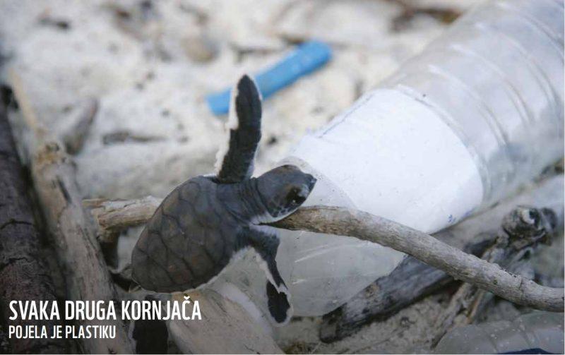 """Sredozemno more postaje """"plastična zamka"""" s rekordnom razinom onečišćenja mikroplastikom"""