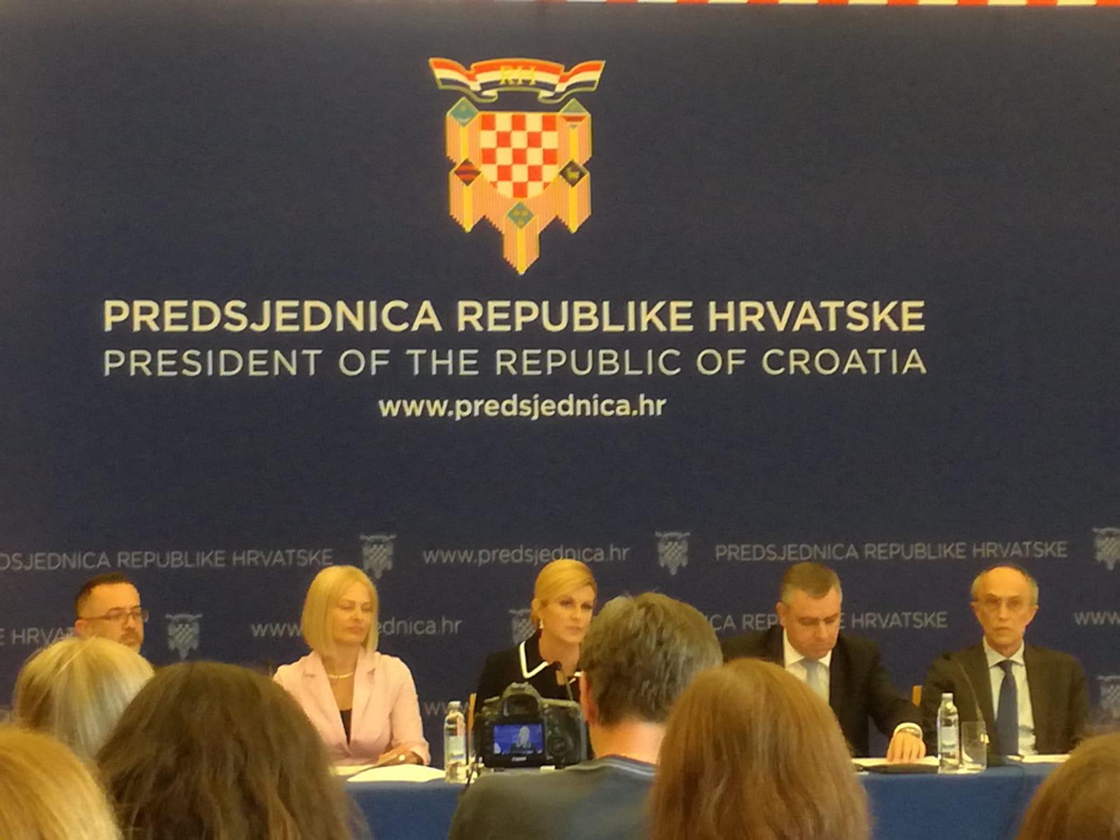 """Predsjednica KGK i """"demografski paket"""": """"Koliko košta? A koliko košta hrvatska budućnost ?"""""""