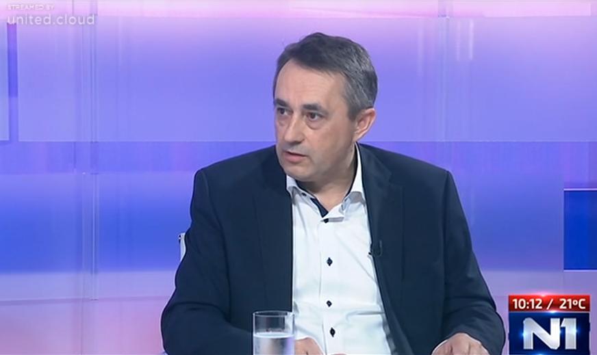 Točka na tjedan N1 televizije: Žestoki duel prof. Koprića i župana Pauka