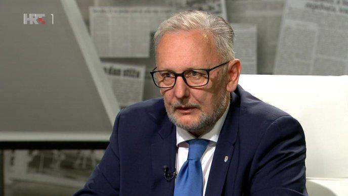 Nu2/ Davor Božinović, ministar unutarnjih poslova: Kad je u pitanju nečiji (policijski) život, nema pardona…