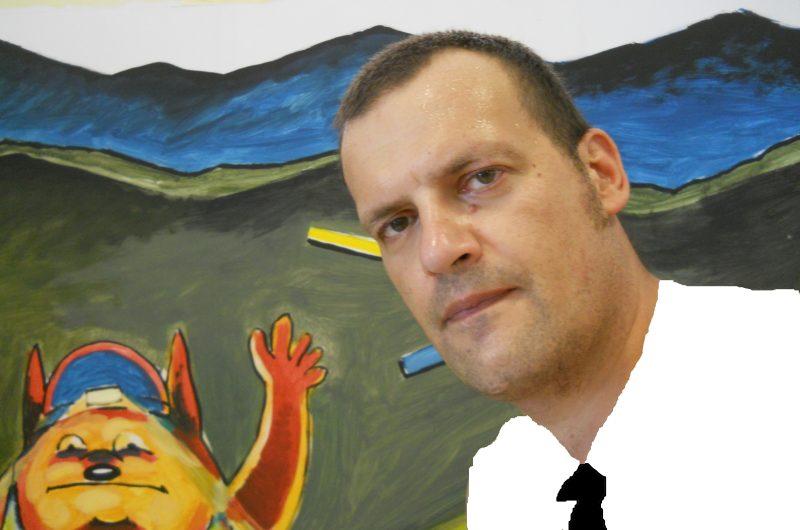 Vinko Barić: Od slikarstva i stripa ne mogu živjeti, prekvalificirao sam se u pomoćnog kuhara