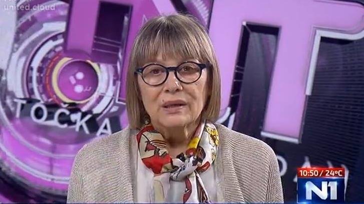 """Kandić i Teršelič u """"Točki na tjedan"""" N1 televizije: Povjerenje će uvijek biti upravo onoliko koliko u njega uložimo"""