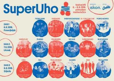 Naćulite uši: Pet dana do petog SuperUho Festivala