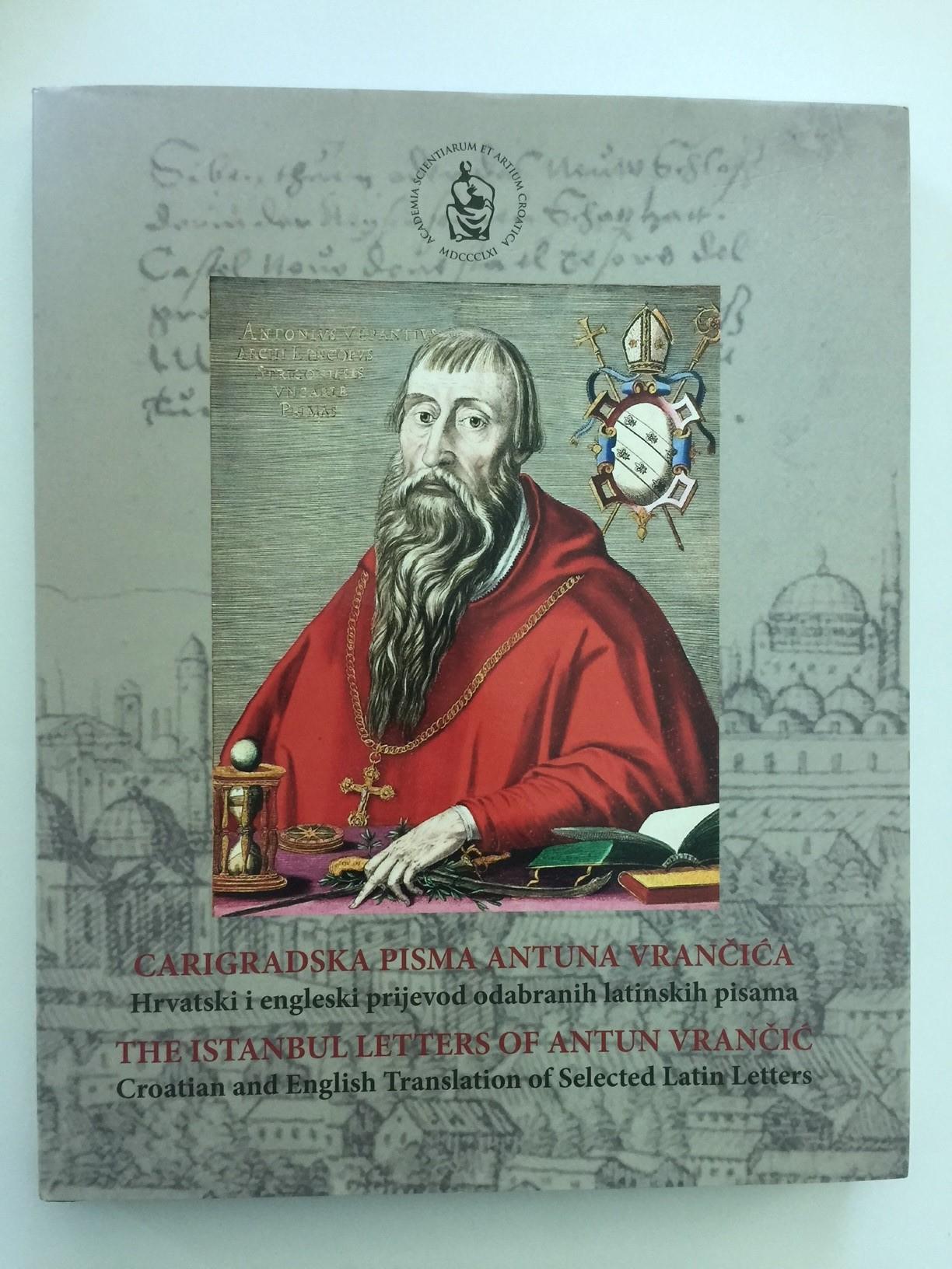 Carigradska pisma Antuna Vrančića