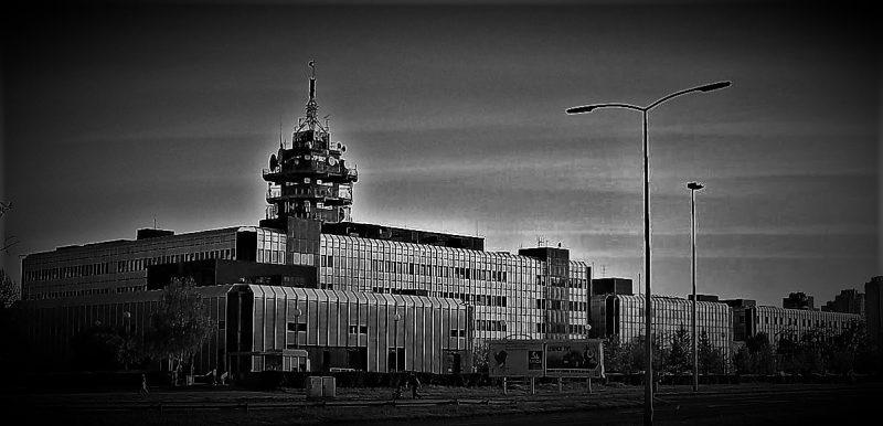 Ilustracija: Zgrada HRT-a
