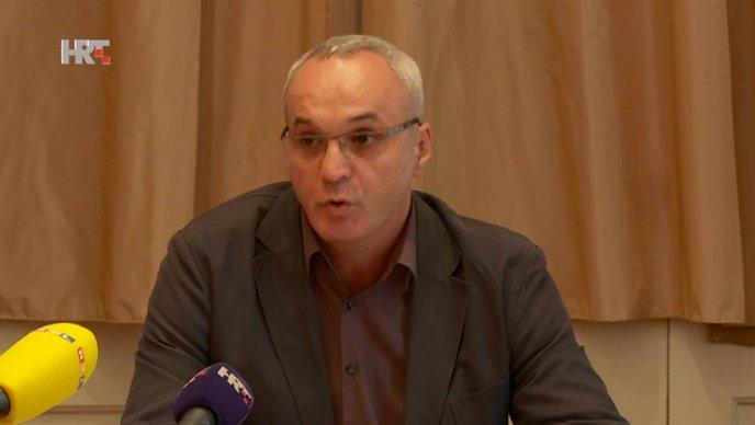 Predsjednik HND-a Hrvoje Zovko o napadima na novinare: Sramotno predsjedničino relativiziranje prijetnji novinarima