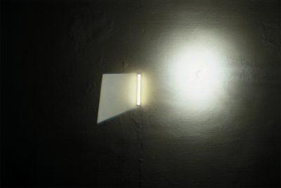 Negativ, Contemporary Art Centre Spazio Umano, instalacija, Milano, Italija, 1999. Foto: Goran Petercol