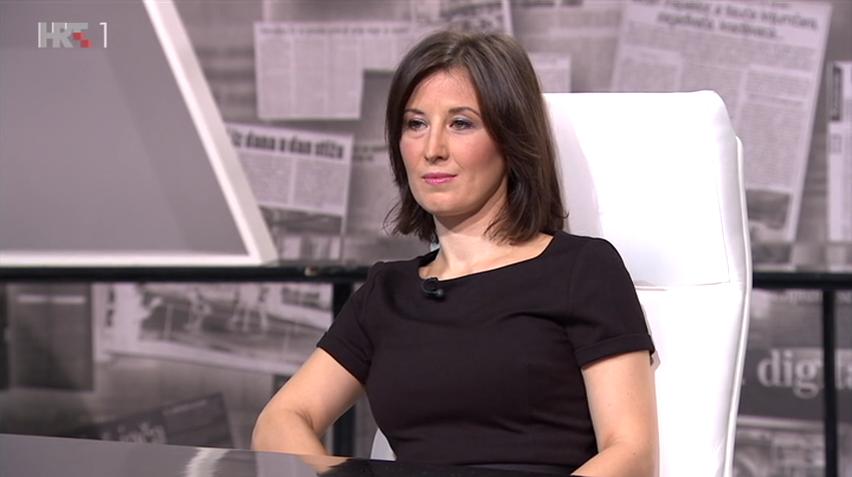 Agrokor(upcija) – Dalija Orešković o tzv. lex Agrokoru: Došlo je do potpunog kolapsa pravne države