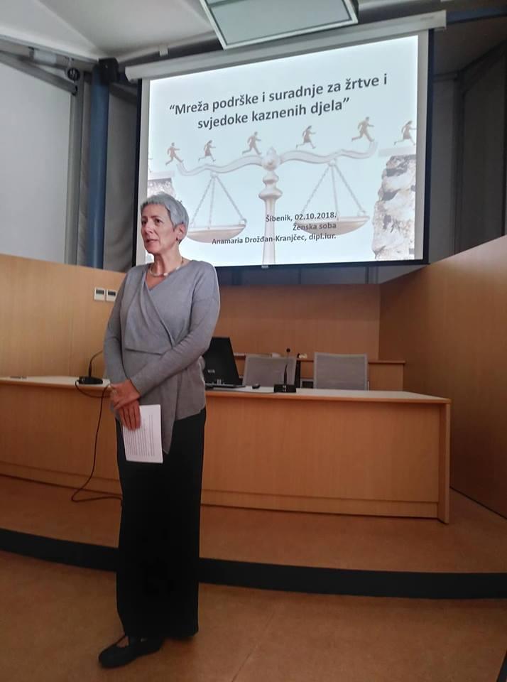 Renata Madžar, predsjednica kninske udruge ZvoniMir: Lokalna vlast nas konzultira u odlučivanju o zaštiti okoliša, kulturi i drugim djelatnostima