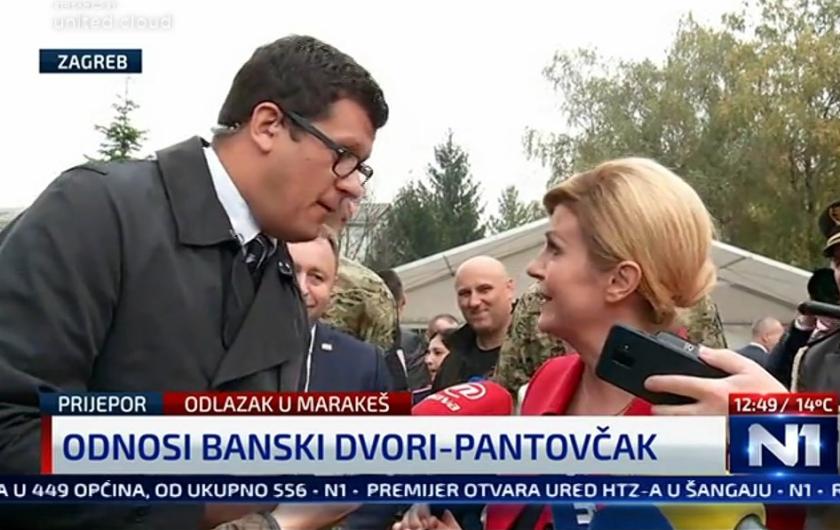 KGK u nadmetanju s Hrvojem Krešićem: Ne dam! Mikrofon je moj!