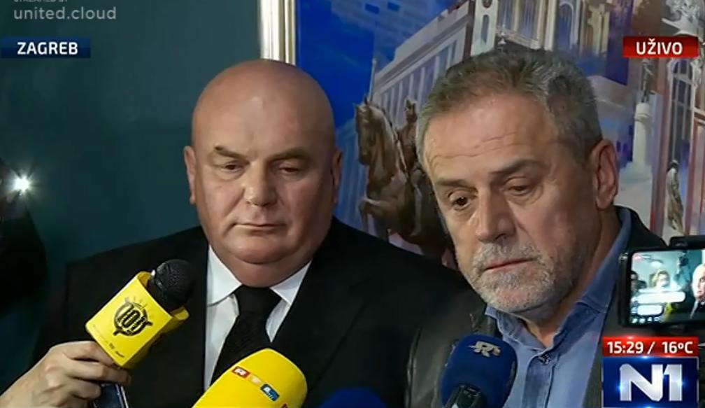 """""""Žabar"""" Bandić i isprika braniteljima"""