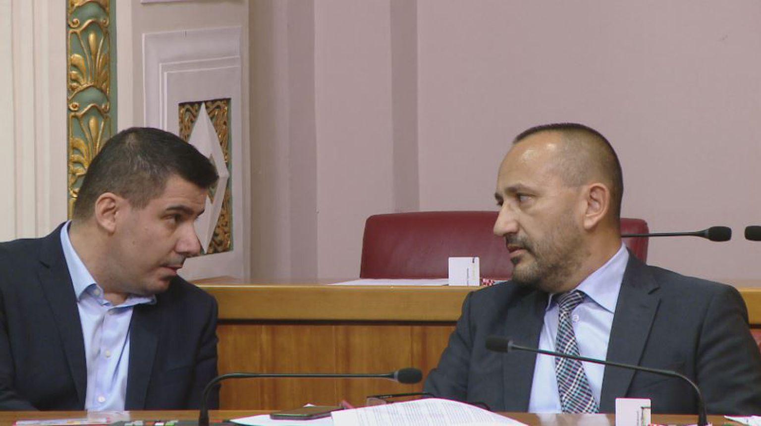 Obračun Grmoja – Zekanović:  Kad se sabornica shvaća kao UFC arena…