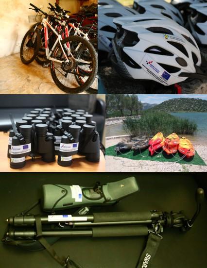 Park prirode Vransko jezero: Zapošljavanja, kajaci, bicikli, dalekozori, solari, pontoni, staze, električni vlakovi, brodovi….
