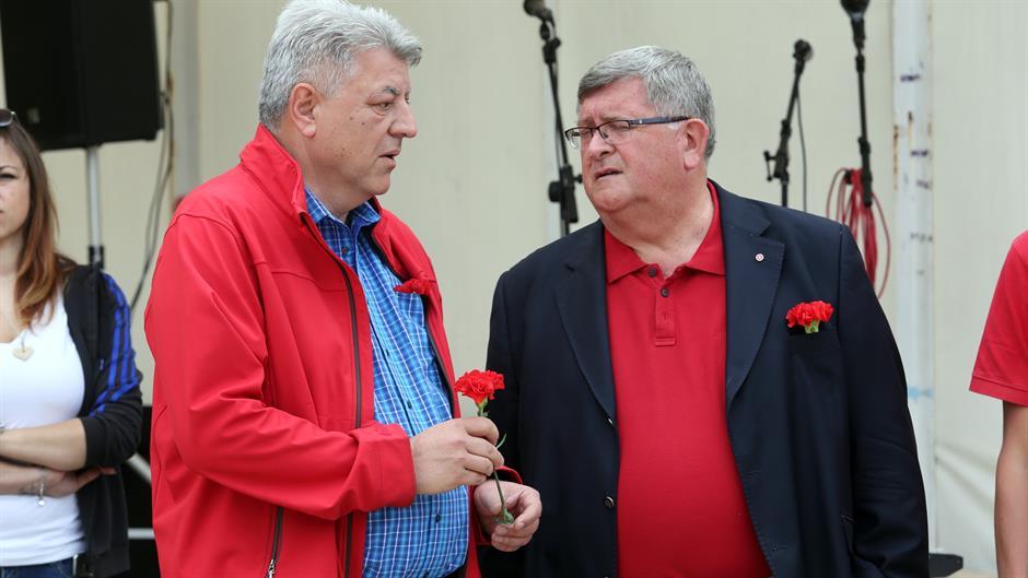 Oportunist Komadina prozvao Obersnela za nepristojnost, a ovaj u tome otkrio županove biskupske ambicije