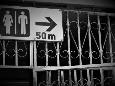 Arhiva: WC na kolodvoru (foto TRIS/G. Šimac)