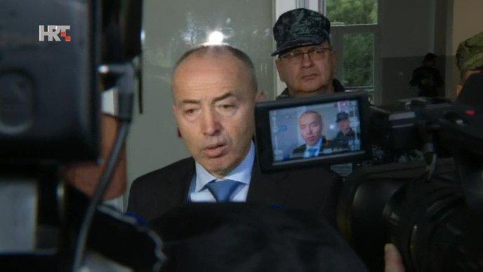 """Ministar Krstičević u """"teškom poslu"""" i na teškim mukama zbog nesuđenih Baraka…"""