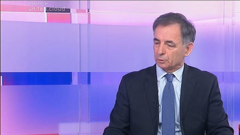 Milorad Pupovac u Točki na tjedan N1 televizije: Ja se dižem na hrvatsku himnu, i jesam li priznat kao patriot? Nisam. Gleda me se kao četnika…