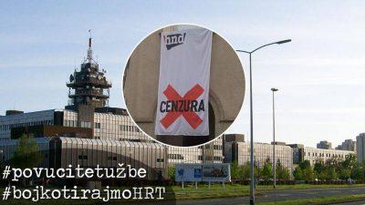 Sve je duža lista onih koji bojkotiraju HRT
