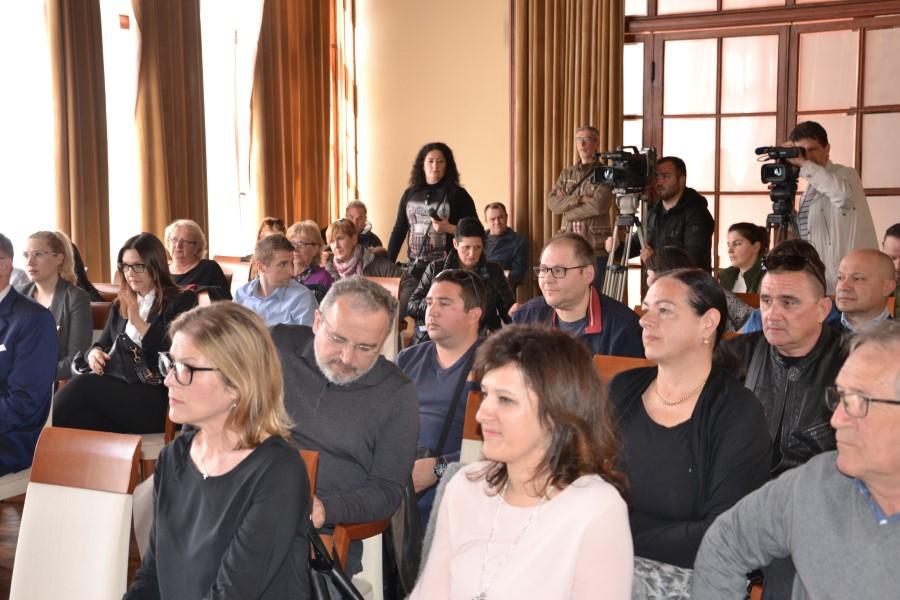Obećanje: 'Kaprijanima novo trajektno pristanište od idućeg ljeta'