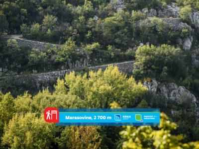 NP Krka predstavlja bivše seoske, a sada izletničke staze: Plodna polja, te medne rakije i likeri koji popravljaju zdravlje i raspoloženje