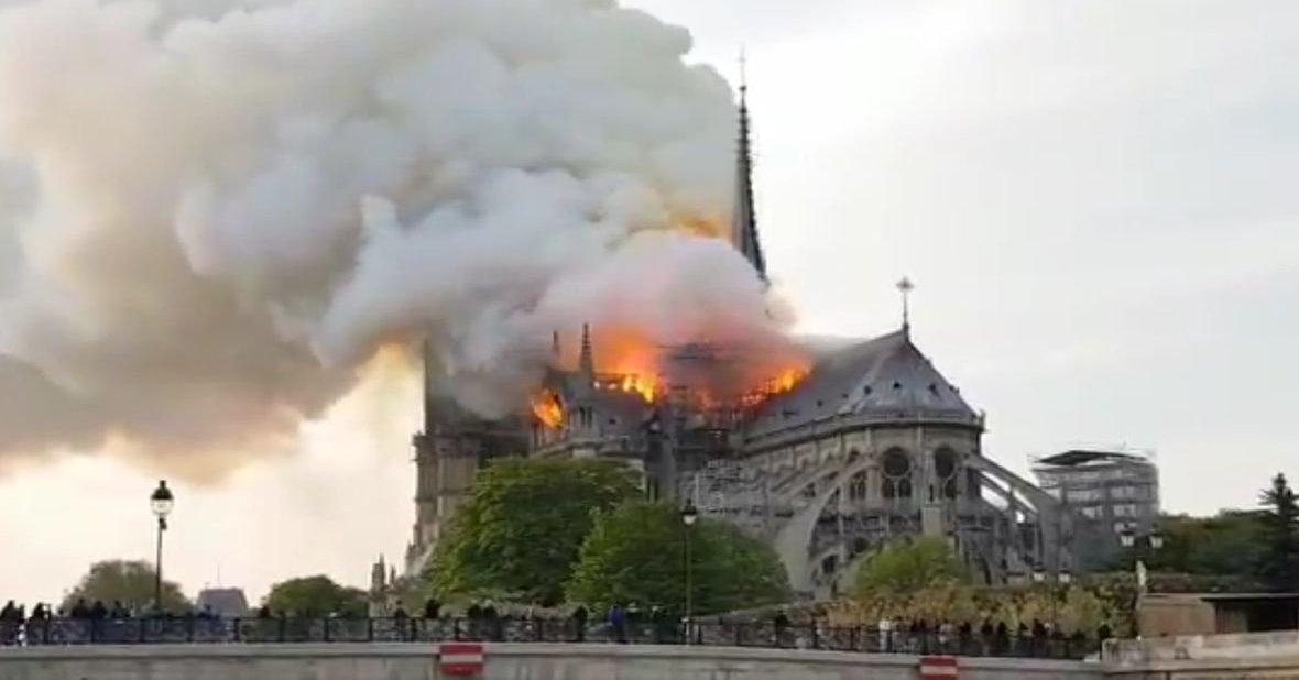 Tragedija Notre Damea i tragedija zlog ljudskog uma