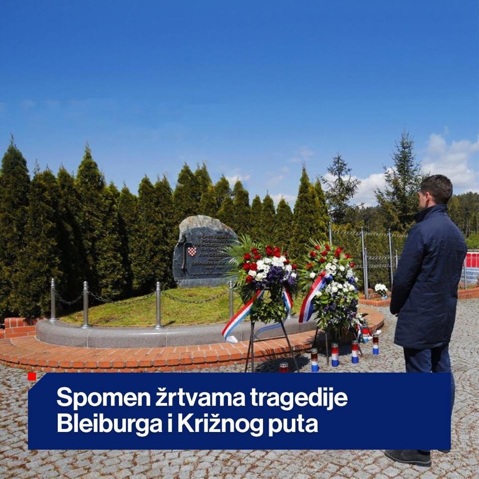 Ressler u Bleiburgu: HDZ je osigurao budućnost falsificiranoj povijesti