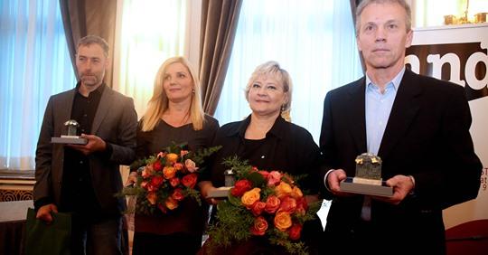 Novinarske nagrade: Velebitska degenija Jagodi Bastalić, Mirjani Žugec Pavičić, Goranu Šafareku i Željku Bukši