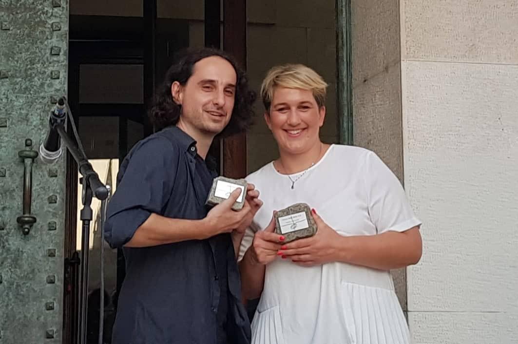 """Ivana Marković i Hrvoje Šimičević, dobitnici nagrade """"Nada Dimić"""" : Nagrade za normalne u državi koja to nije…"""