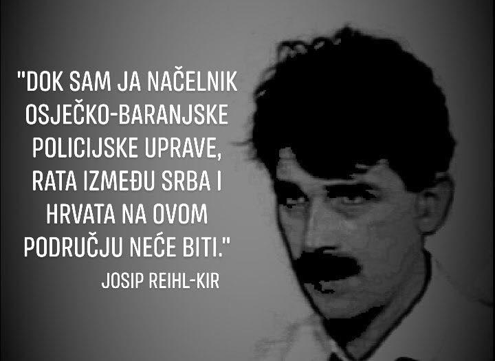 Zaboravljeni zločin /28 godina od ubojstva Josipa Reihla Kira: Prekrili su ga šutnjom i zaboravom, da im ni uspomena na Kira ne bi bila prijetnja…