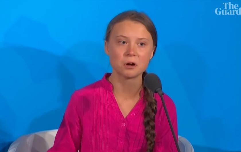 Neponovljiva, strasna i bijesna klimatska aktivistkinja, 16-godišnja Greta Thunberg svjetskoj političkoj eliti: Kako se usuđujete ?