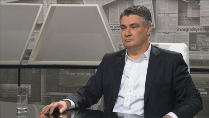 Zoran Milanović u HRT-ovoj emisiji Nu2: Plenković nema veze s HDZ-om, znam što je govorio o Tuđmanu, on je fake, vrlo neiskren, i bolje mu je da šutim…