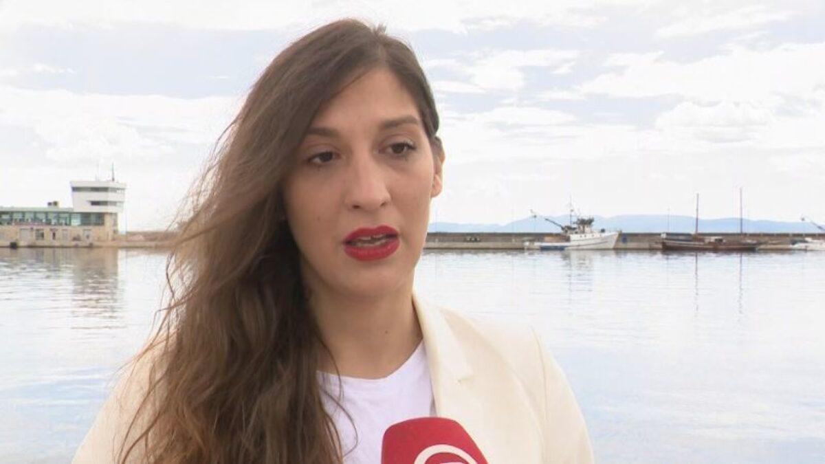 Riječka gradska vijećnica Ivona Milinović ( HDZ ) skandalizirala javnost besprizornim šovinističkim ispadom o Srbima i vrbama…