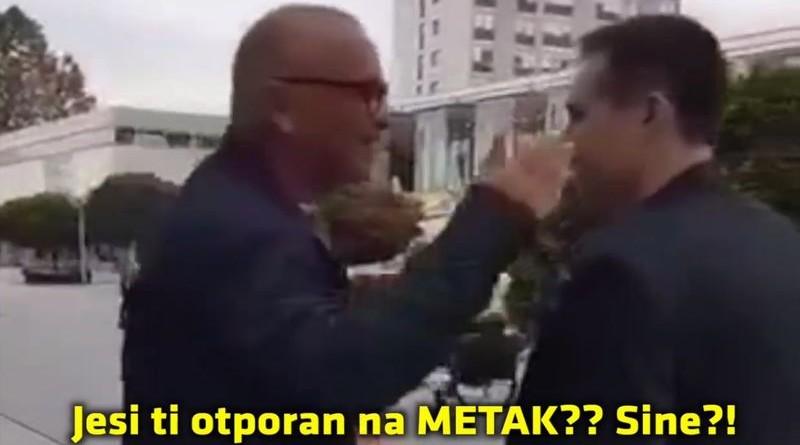 Tomislav Josić, nasred ulice mafijaški priprijetio vukovarskom vijećniku: Jesi otporan na metak, sine?