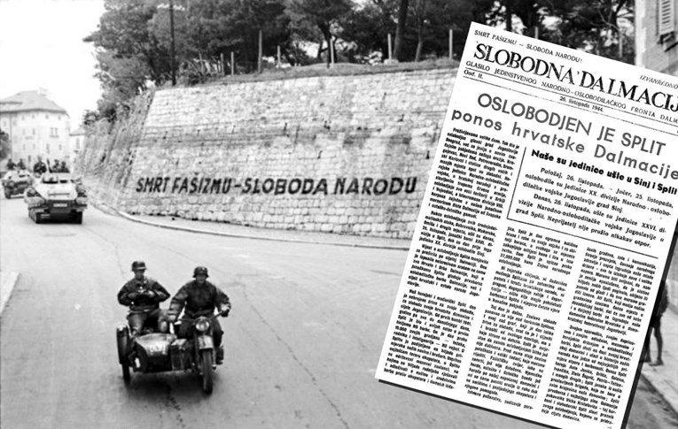 Dan oslobođenja Splita, zaboravljeni praznik: 75 godina poslije, Split slavi poražene fašiste i kvislinge, revidira njihovo povijesno beščašće i promiče ih u heroje…