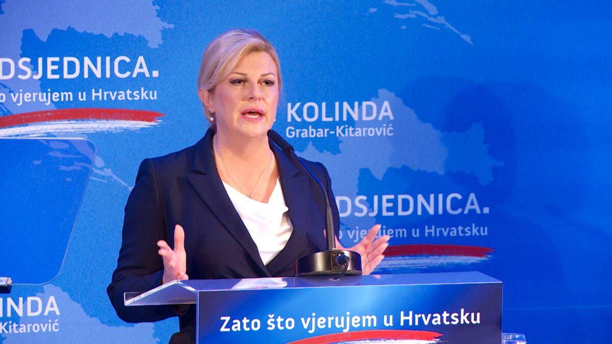 Predsjednica Kolinda Grabar Kitarović treba tretman, a ne državu…