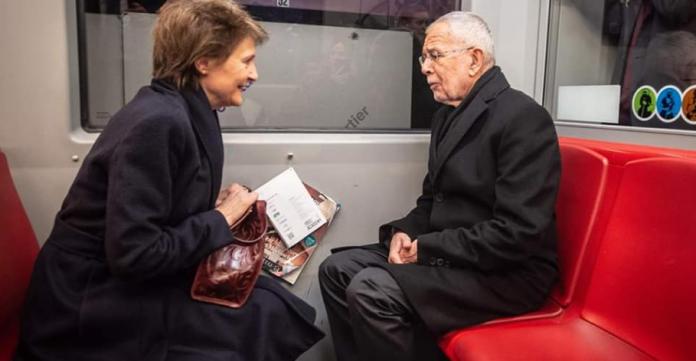 Državnici u metrou: Oni se ne boje naroda niti misle da su vrjedniji od svojih građana…