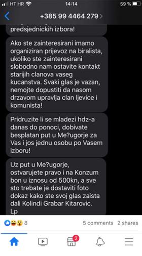 """Drugi krug predsjedničkih izbora u Hrvatskoj: Masovni odaziv u BiH; hoće li """"dijaspora"""" odlučiti tko će biti novi predsjednik Hrvatske?"""